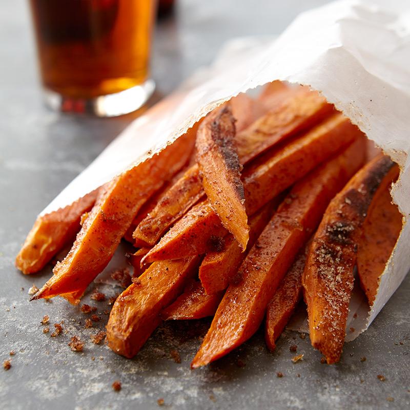 Food Recipe Oven Roasted Sweet Potato Fries  Activity Feed