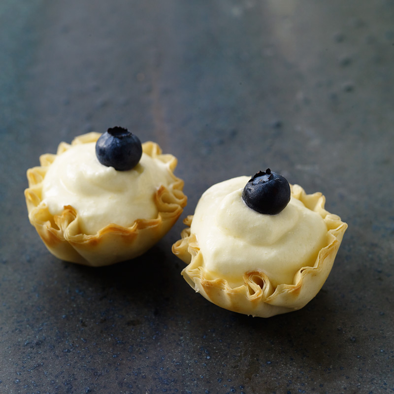 Photo of Berry-Lemon Tartlets by WW