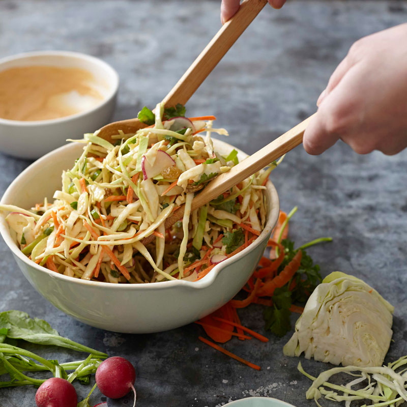 Photo of Spicy Peanut Butter Slaw by WW