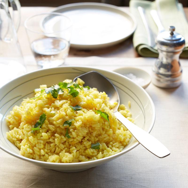 Photo of Saffron rice by WW