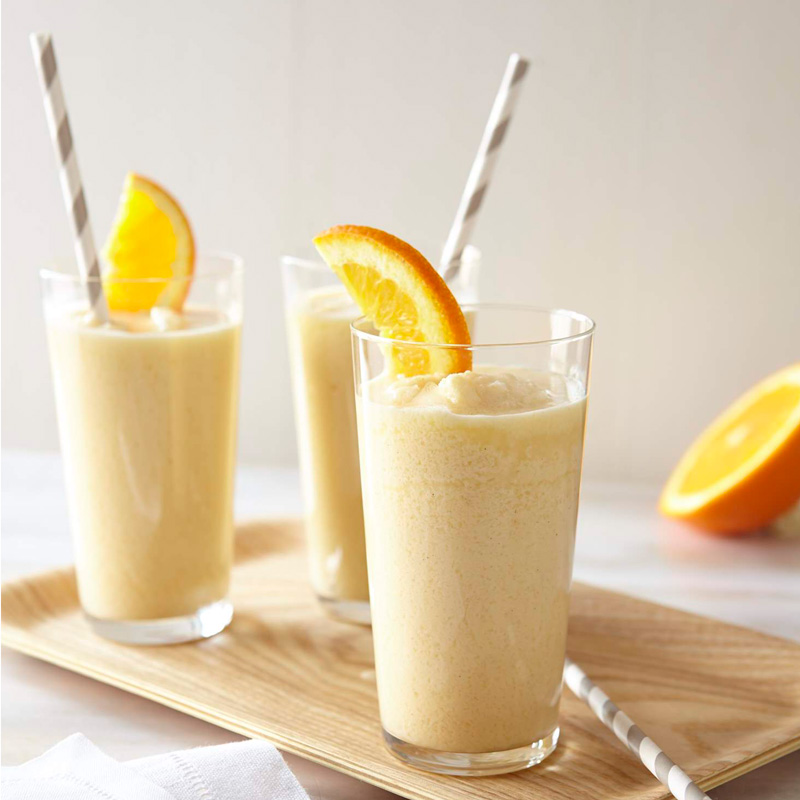 Photo of Creamsicle Ice Cream Soda by WW