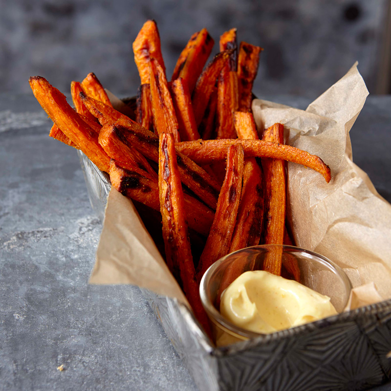 Photo of Curried carrot fries by WW