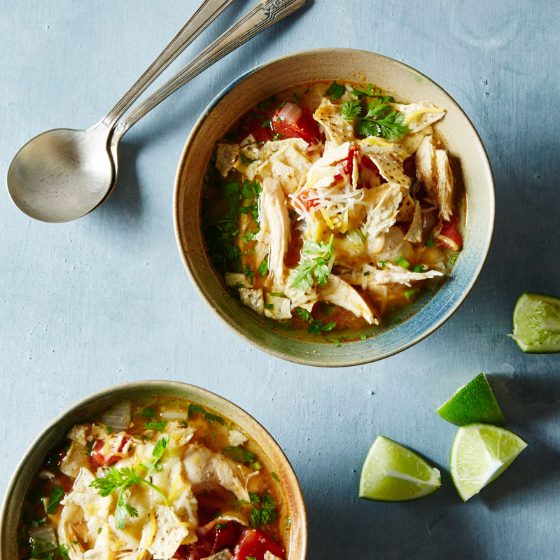 Photo of Chicken Tortilla Soup by WW