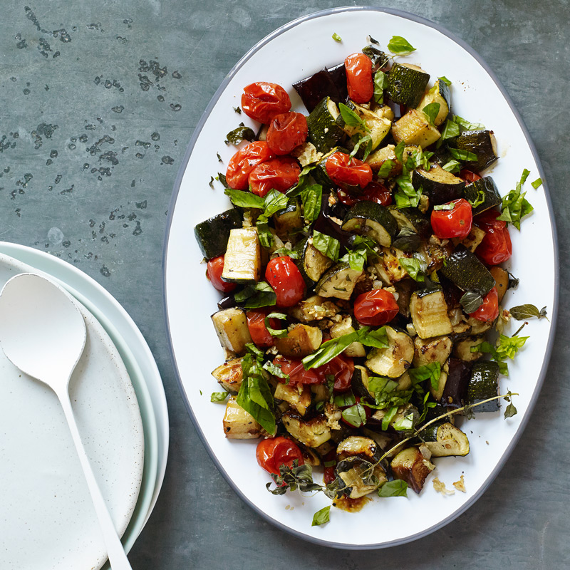 Photo of Balsamic Roasted Vegetables by WW