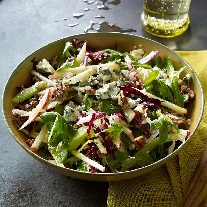 Fall Harvest Salad with Cider Vinaigrette | Recipes | WW USA