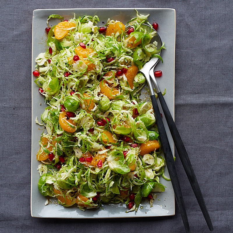 Photo of No-cook Brussels sprout salad by WW