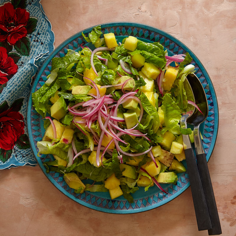 Photo of Cuban avocado and pineapple salad by WW