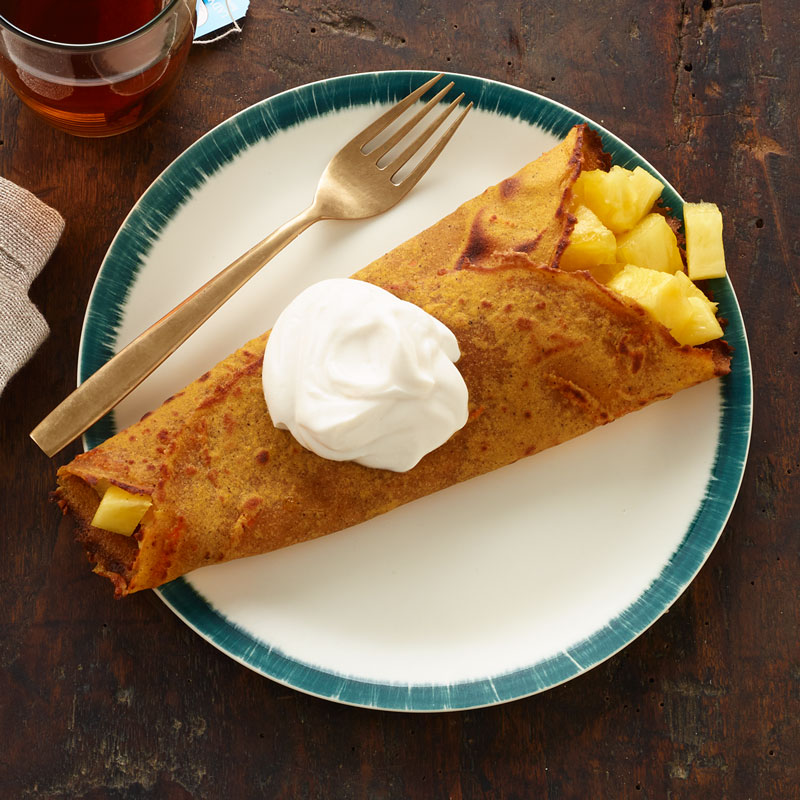 Photo of Carrot Cake Crepes by WW