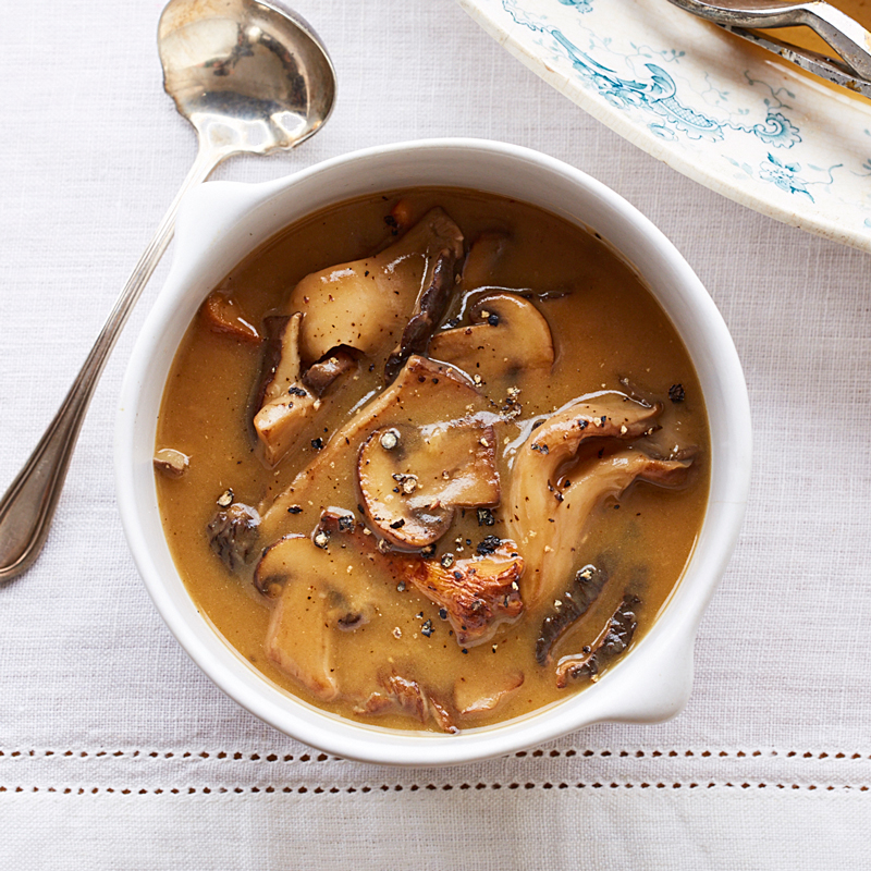 Photo of Mushroom gravy by WW