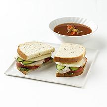 Photo of Pesto Turkey Sandwich  by WW