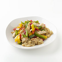 Photo of Turkey Stir-fry with Quinoa  by WW