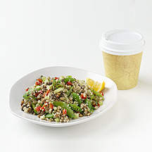 Photo of Couscous Lentil Salad  by WW