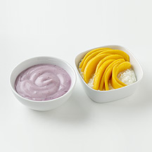 Photo of Mango, Cottage Cheese and Yogurt by WW