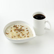 Photo of Oatmeal and Fruit by WW
