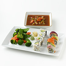 Photo of Sushi Takeout for Dinner  by WW