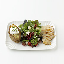Photo of Grilled Chicken and Baked Potato  by WW