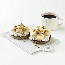 Photo of Breakfast Muffin Crostini  by WW