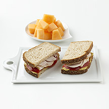 Photo of Diner Turkey Sandwich by WW