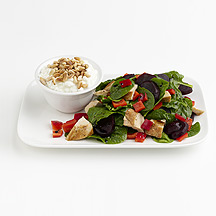 Photo of Chicken and Beet Salad by WW