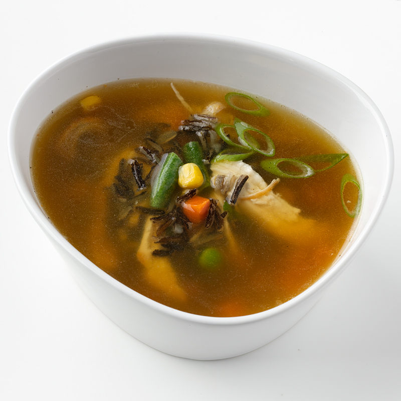 Photo of Chicken Soup with Wild Rice by WW