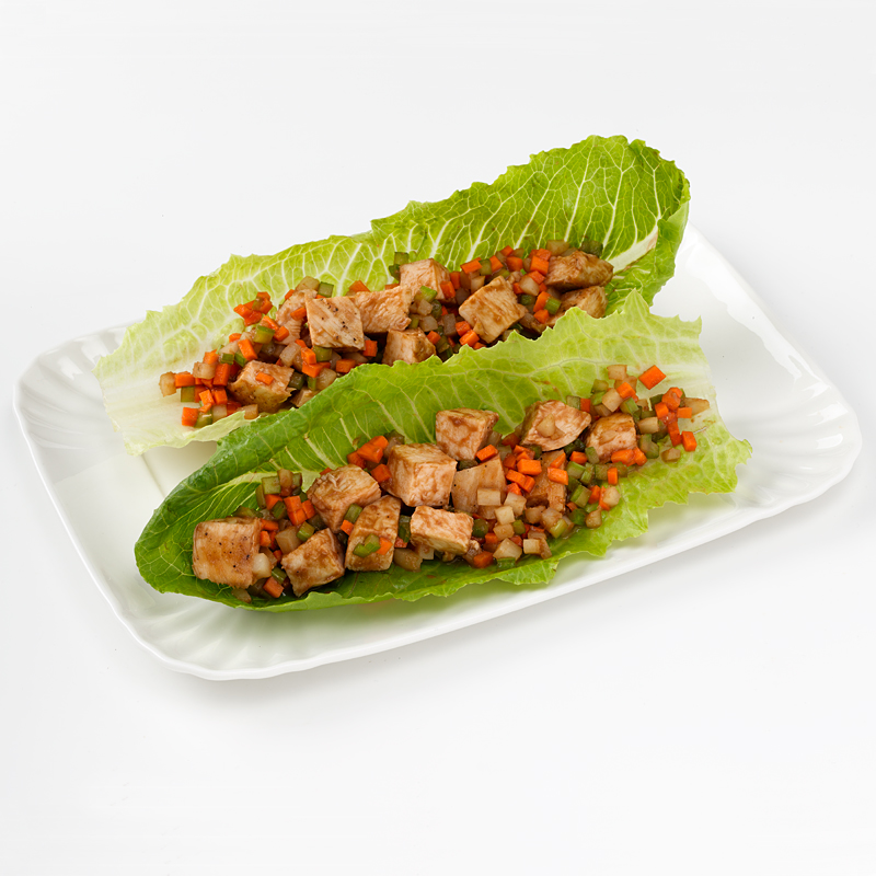 Photo of Chinese Chicken Lettuce Wraps by WW
