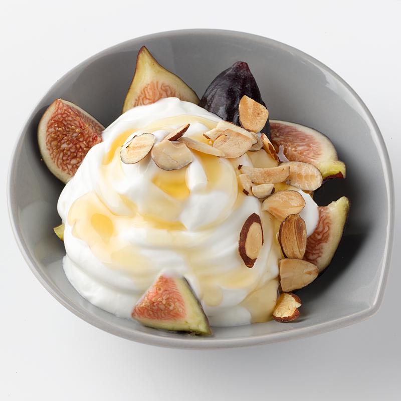 Photo of Fresh Figs with Yogurt and Honey by WW