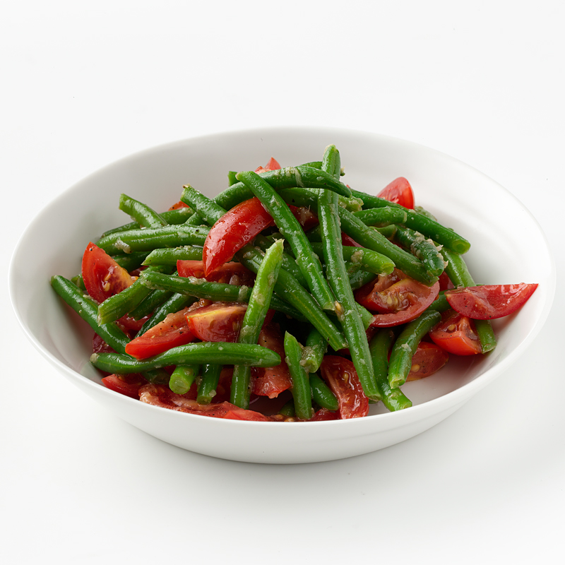 Photo of Gingered-Green Bean and Tomato Salad    by WW