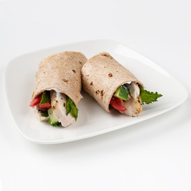 Photo of Greek Chicken Wrap by WW