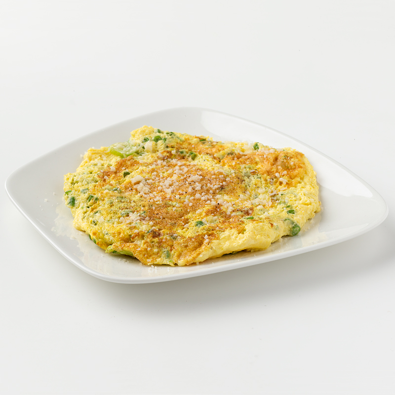Photo of Green Bean-Scallion Omelet  by WW