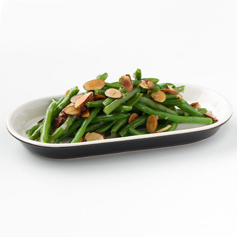 Photo of Green Beans Almondine  by WW