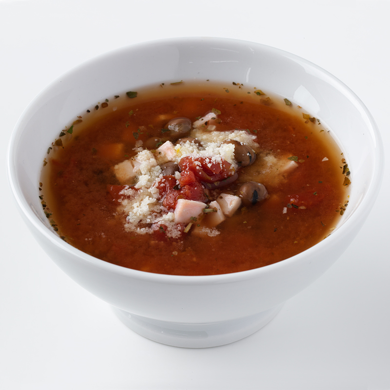Photo of Italian Fava and Canadian Bacon Soup by WW