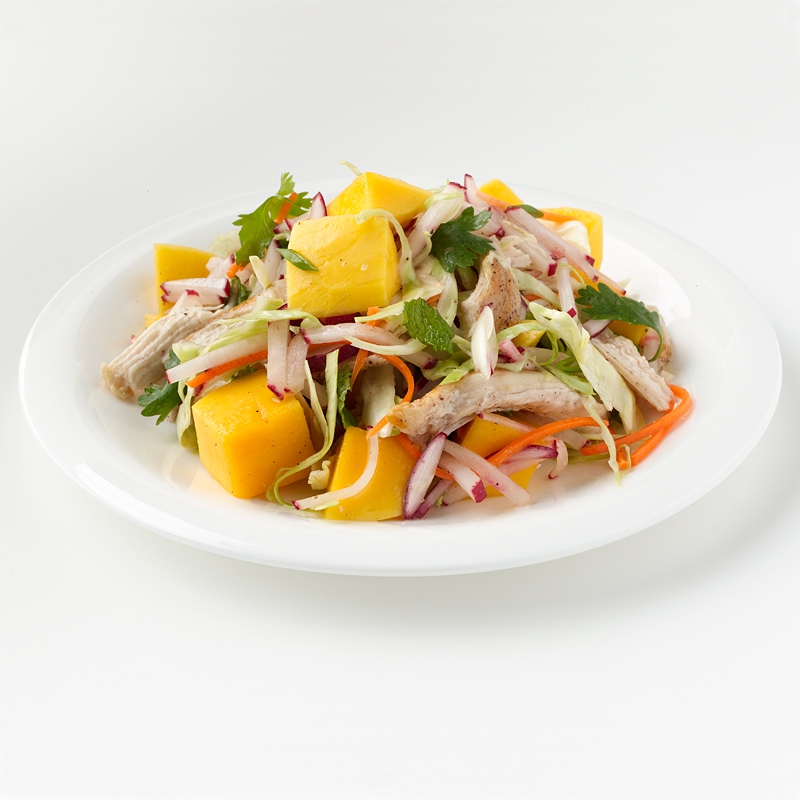 Photo of Mango and Chicken Salad  by WW