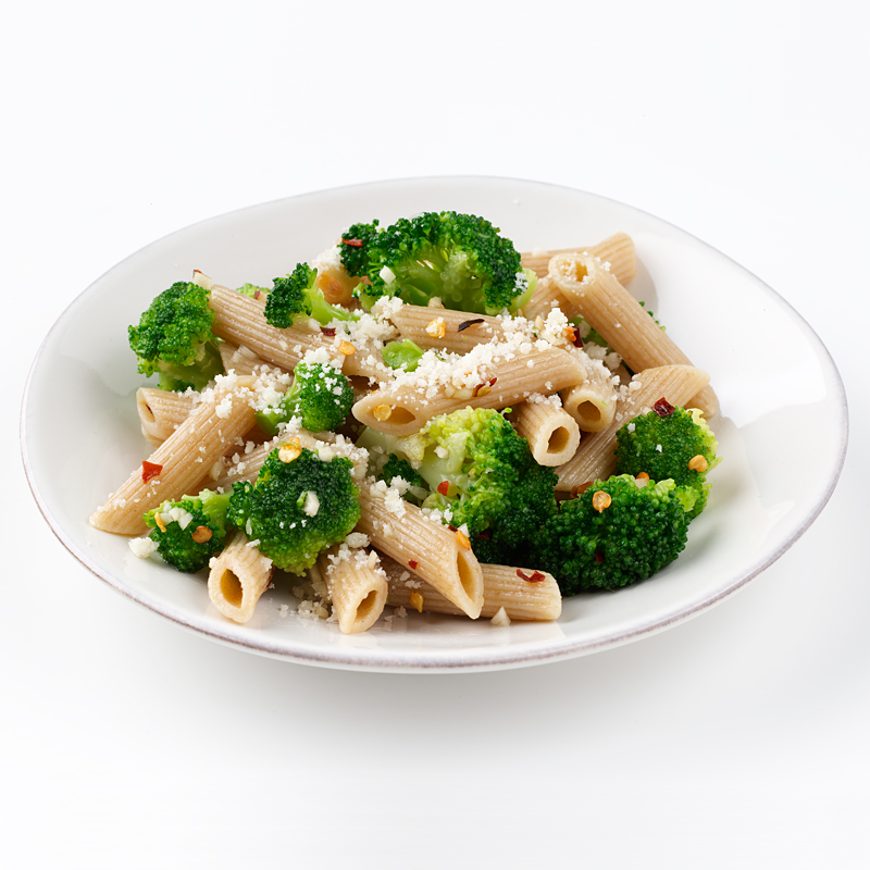 Photo of Pasta with Spicy Broccoli by WW