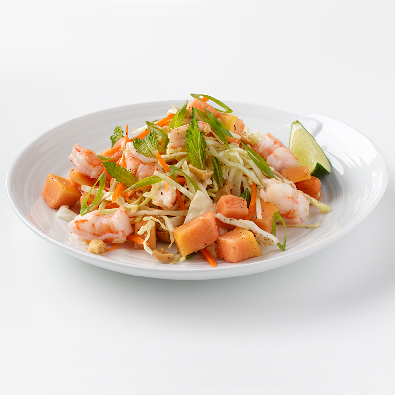 Photo of Peanut-Lime Shrimp Salad by WW