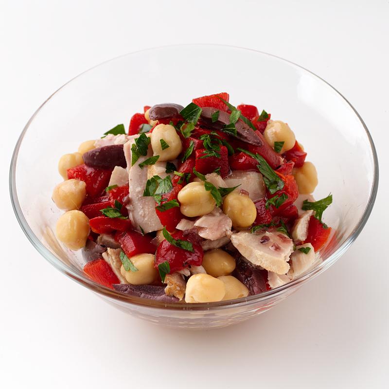 Photo of Greek Roasted Pepper-Tuna Salad by WW