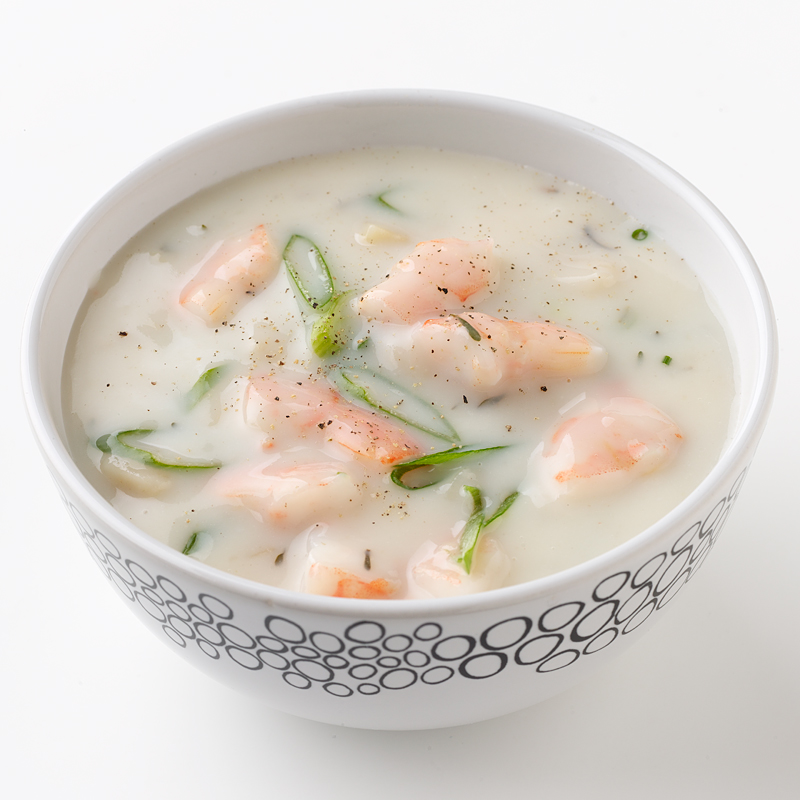 Photo of Simple Shrimp Chowder by WW