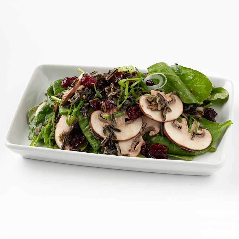 Photo of Spinach and Wild Rice Salad  by WW