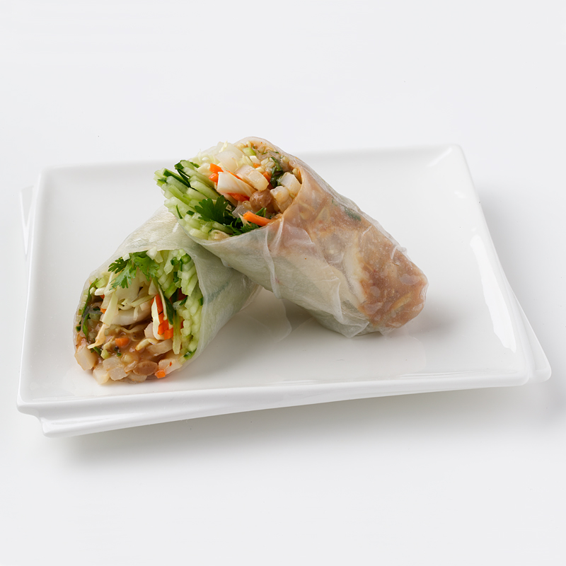Photo of Thai Peanut Summer Roll by WW
