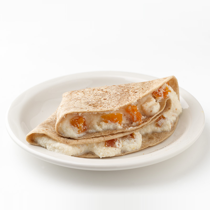 Photo of Apricot and Cheese Crepe by WW