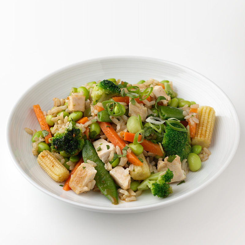 Photo of Easy One-Bowl Stir-fry  by WW