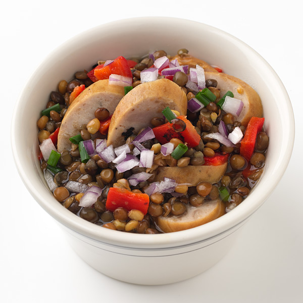 Photo of Lentil and Sausage Stew by WW