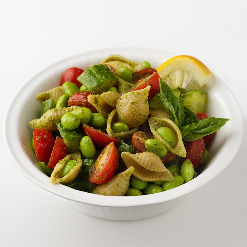 Photo of Pesto Pasta Salad by WW