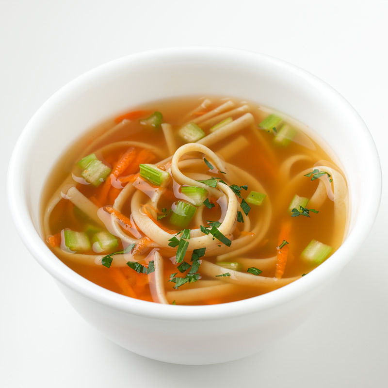 Photo of Quick and Easy Noodle Soup by WW
