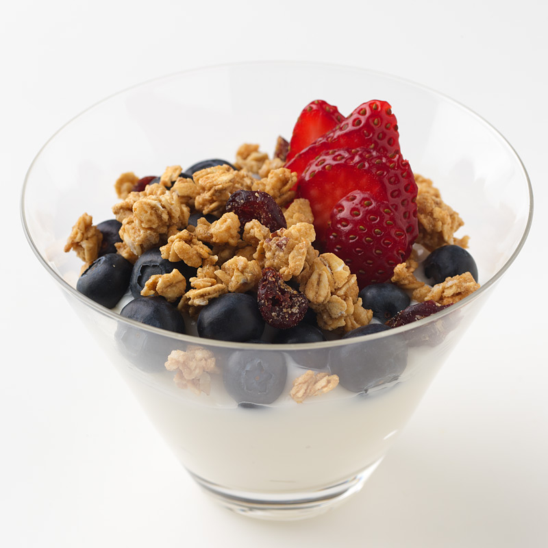 Photo of Yogurt Crunch Sundae by WW