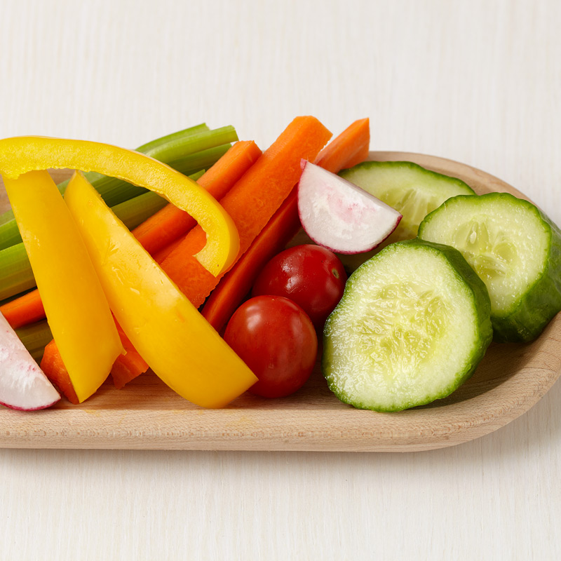 Photo of Mixed Fresh Vegetables by WW