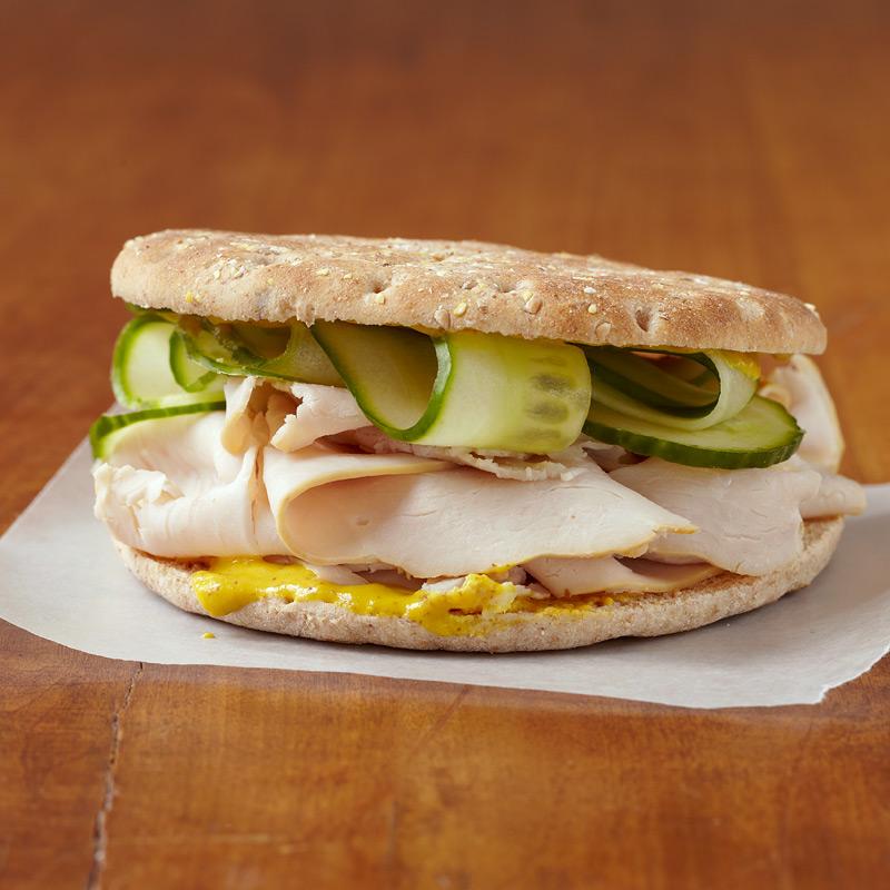 Photo of Turkey Sandwich  by WW