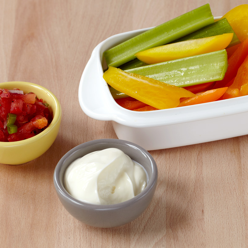 Photo of Crudités with Dips by WW