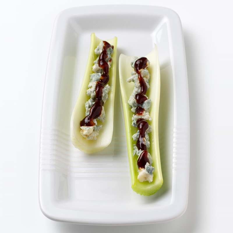 Photo of Celery Stuffed with Blue Cheese   by WW