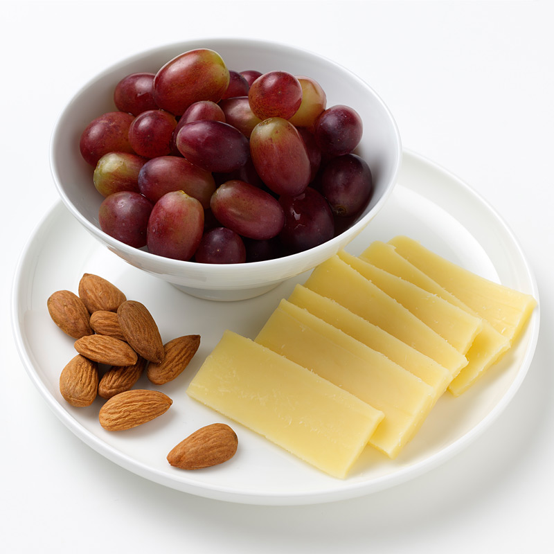 Photo of Cheese, Nut and Fruit Plate  by WW