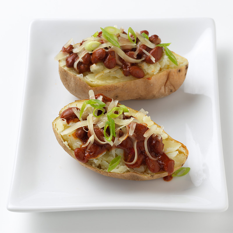 Photo of Chili and Cheese Baked Potato by WW